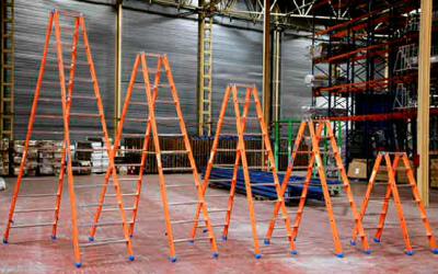 DSFI, la escalera industrial de Plabell especialmente diseñada para el sector