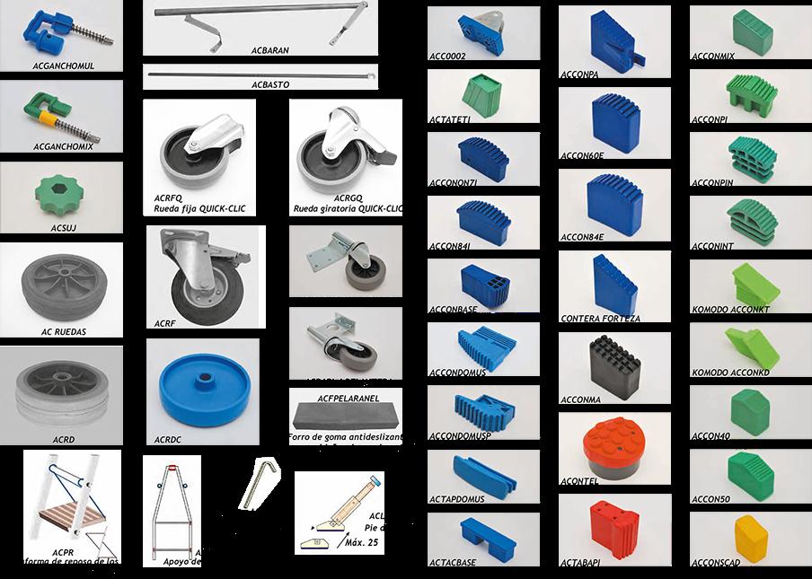 accesorios plabell