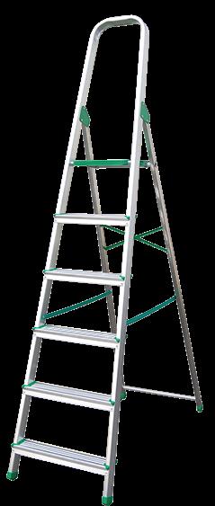 Escalera Aluminio Dom Stica