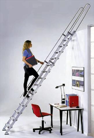 Escalera para altillos - Escaleras para altillos ...