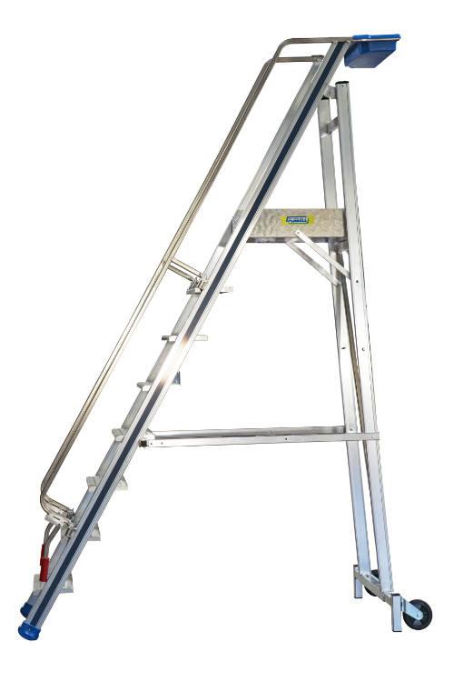 Escalera almac n forteza plabell - Escalera dos peldanos ...
