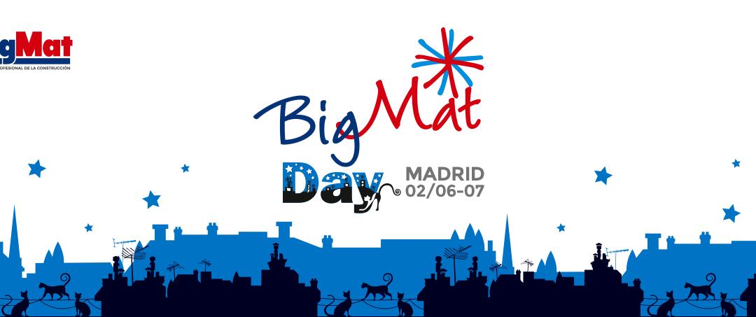 Plabell expone sus escaleras y andamios en la XI Feria BigMat Day