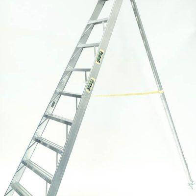 escalera aluminio agrícola