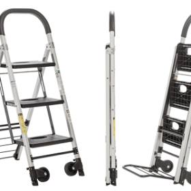 Escalera de aluminio Practica