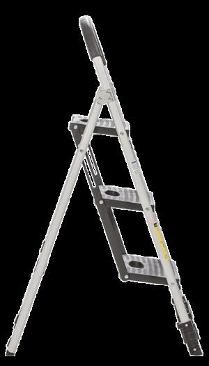 Escalera de aluminio Plabell Practica