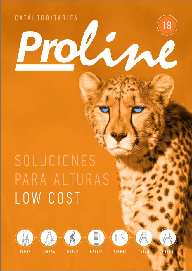 Catálogo Proline