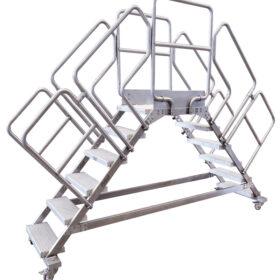 Escalera de acero inoxidable INSBRI