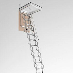 Escaleras retráctiles SEGRIÁ
